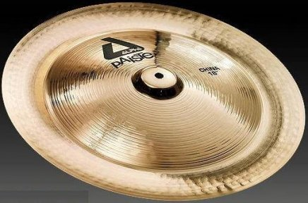 Тарілка Paiste Alpha Brilliant China 18