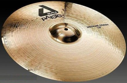 Тарелка Paiste Alpha Brilliant Medium Crash 18
