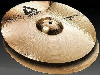 Тарелка Paiste Alpha Brilliant Medium Hi-Hat 14