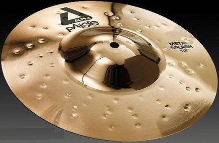 Тарілка Paiste Alpha Brilliant Metal Splash 10