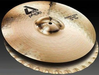 Тарелка Paiste Alpha Brilliant Sound Edge Hi-Hat 14