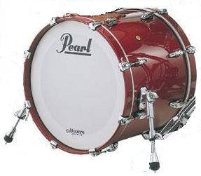 Бас-барабан Pearl MMP-1816BX/C333