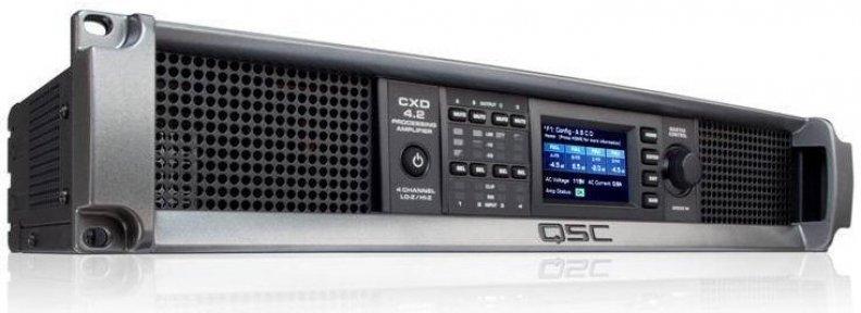 Підсилювач потужності QSC CXD 4.2
