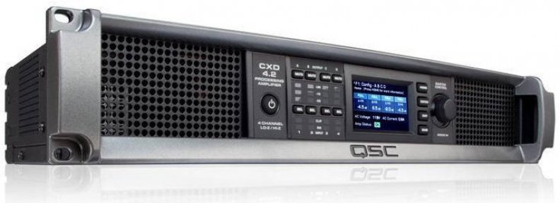 Усилитель мощности QSC CXD 4.2