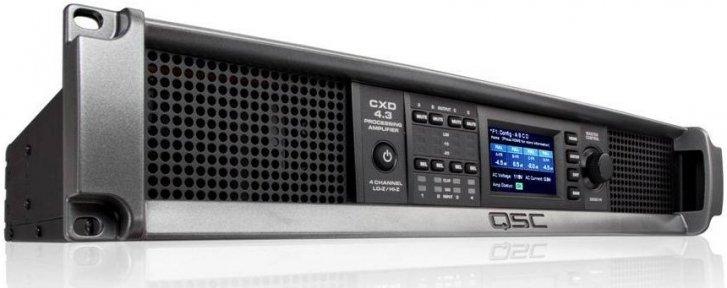 Підсилювач потужності QSC CXD 4.3
