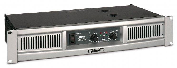 Підсилювач потужності QSC GX 3