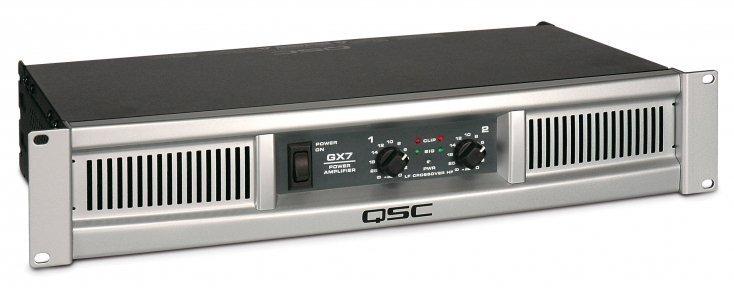Підсилювач потужності QSC GX 7