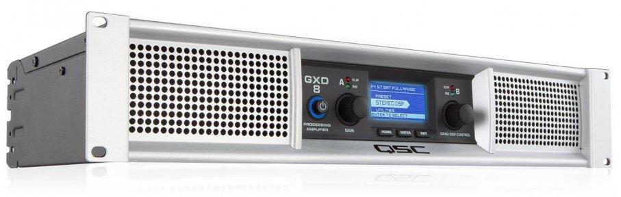 Підсилювач потужності QSC GXD 8