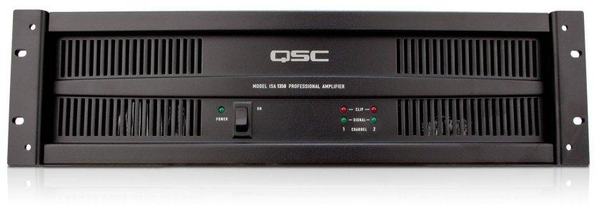 Підсилювач потужності QSC ISA 1350