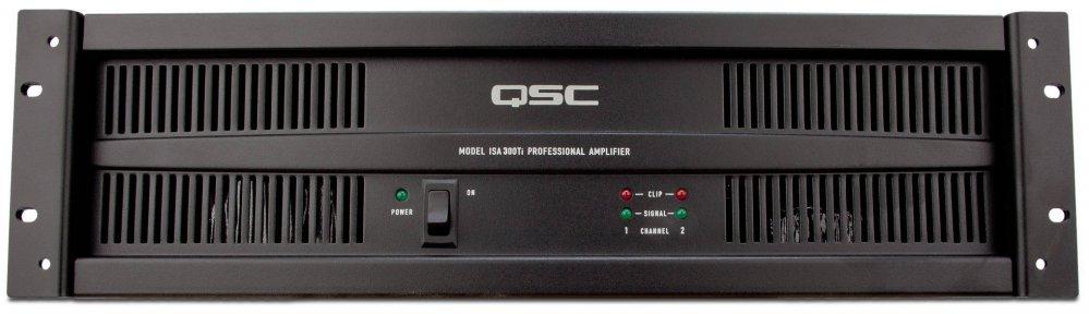Підсилювач потужності QSC ISA 300Ti