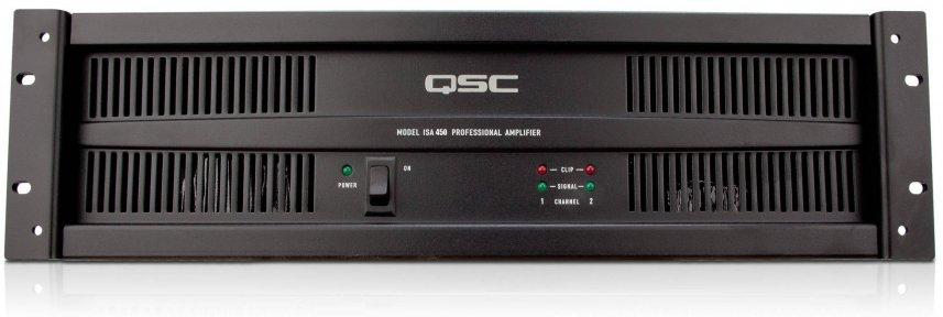 Підсилювач потужності QSC ISA 450