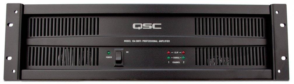 Підсилювач потужності QSC ISA 500Ti