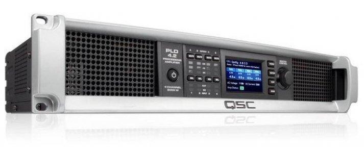 Підсилювач потужності QSC PLD 4.2