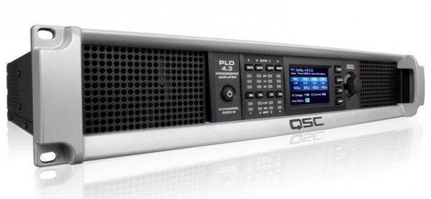 Підсилювач потужності QSC PLD 4.3