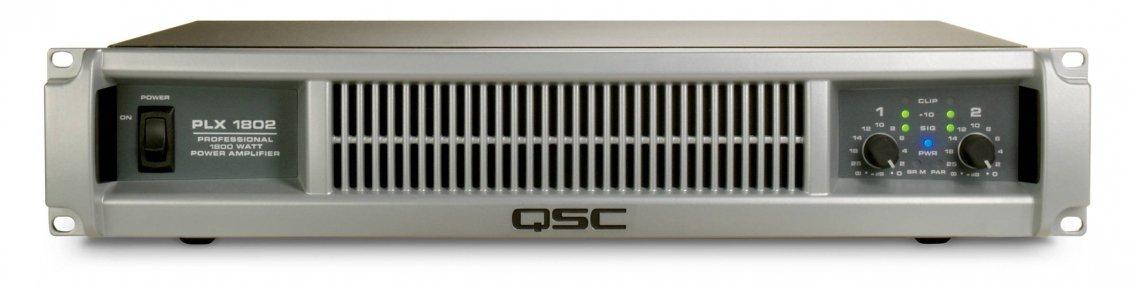 Підсилювач потужності QSC PLX 1802