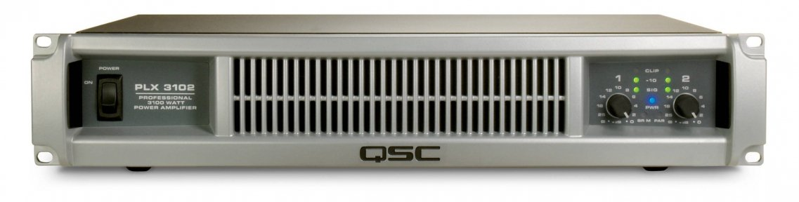 Усилитель мощности QSC PLX 3102