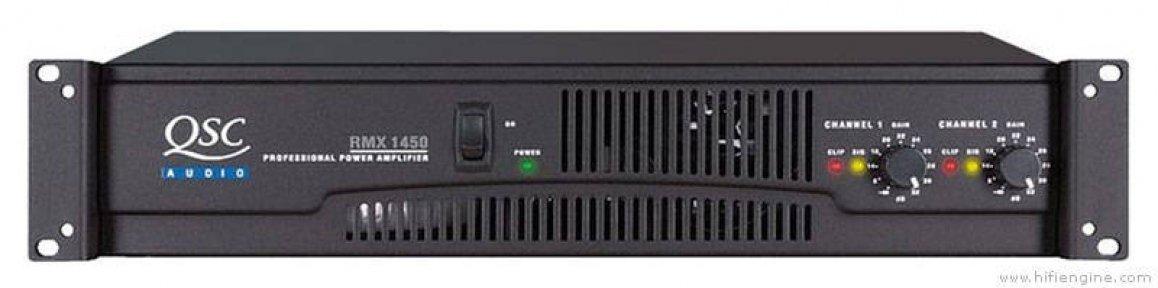 Усилитель мощности QSC RMX 1450