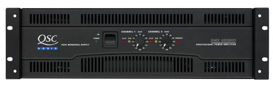 Підсилювач потужності QSC RMX 4050 HD