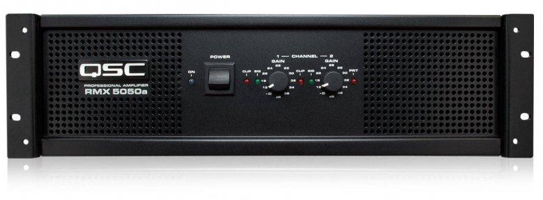 Підсилювач потужності QSC RMX 5050a