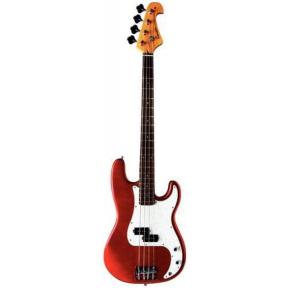 Бас-гітара Gewa Tenson P-BASS Metallic Red (F504115) - купити у ... bf2eed0e23ec5