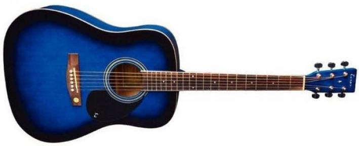 Акустична гітара Tenson D-10 BLBst PS501315 - купити у Львові ... 7948407af09b1