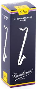 Тростини для бас-кларнета Vandoren CR1225