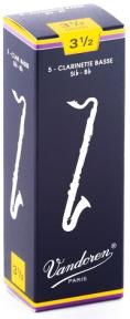 Тростини для бас-кларнета Vandoren CR1235