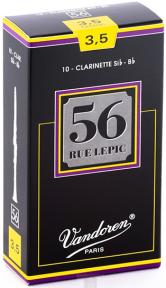 Трости для Сі-b кларнета 56 Rue Lepic Vandoren CR5035+
