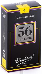 Трости для Сі-b кларнета 56 Rue Lepic Vandoren CR504