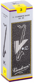 Тростини для бас-кларнета Vandoren CR623