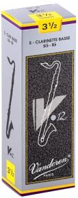 Трости для бас-кларнета Vandoren CR6235