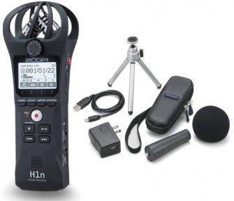 Комплект з рекордера Zoom H1n SET