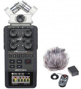 Комплект из рекордера Zoom H6 SET