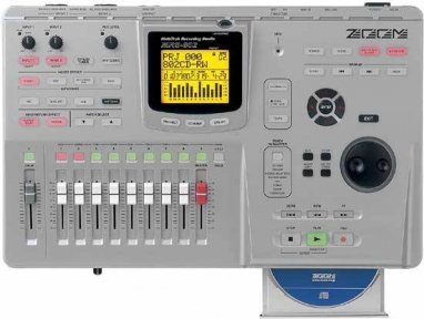 Цифрова студія Zoom MRS-802 CD