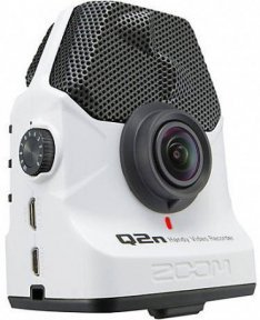 Видеорекордер Zoom Q2n white