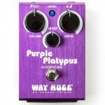 ПЕДАЛЬ ЕФЕКТІВ Dunlop Way Huge WHE800 Purple Platypus Octidrive MkII