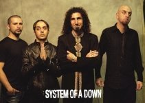 Плакат System of a Down