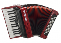 Аккордеон Hohner Bravo II 60 (red)