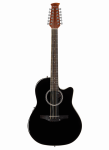 Электроакустическая гитара Ovation Applause Standard AB2412II-5 Black