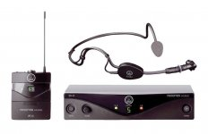 Радіосистема AKG Perception Wireless 45 Sports Set BD A (3248X00010)
