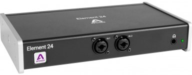 Аудиоинтерфейс Apogee Element 24 2 IN x 4 OUT Thunderbolt Audio interface