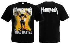 Футболка MANOWAR The Final Battle