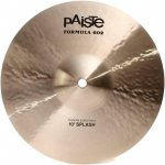 Тарілка Paiste Formula 602 Modern Essentials Splash 10