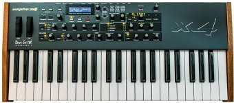 Синтезатор Dave Smith Instruments Mopho x4 Keyboard