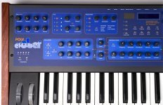 Синтезатор Dave Smith Instruments Poly Evolver PE Keyboard