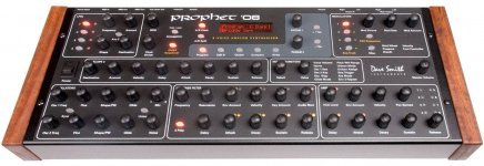 Синтезатор Dave Smith Instruments Prophet 08 PE Module