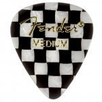 Медіатор Fender 351 Shape Premium Picks Checker Medium (1980351312)