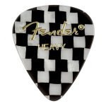 Медіатор Fender 351 Shape Premium Picks Checker Heavy (1980351313)