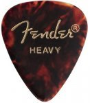Медиатор Fender 351 Classic Celluloid Shell Heavy (980351500)