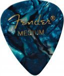 Медіатор Fender 351 Shape Premium Picks Ocean Turquoise Medium (982351308)